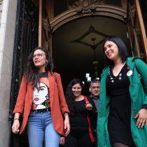 Cariola y Vallejo solicitaron permiso a la Intendencia para realizar el
