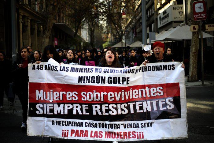 11 de septiembre feminista: las actividades de conmemoración por los 46 años del Golpe
