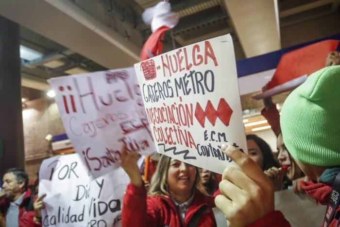 Toda la red disponible: huelga de los trabajadores del Metro finaliza con aumento en sus salarios