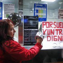Difícil mañana en el Metro: 400 cajeros inician huelga legal y línea 3 presenta fallas durante la mañana