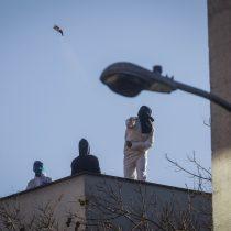Bombas molotov y alumno atropellado: nueva jornada de enfrentamientos obliga a la suspensión de clases en el Instituto Nacional