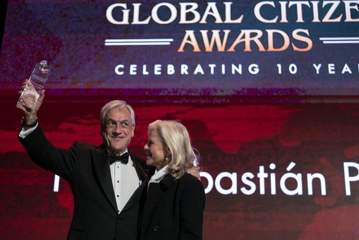 Directora de Greenpeace International critica premio que se ganó Piñera: