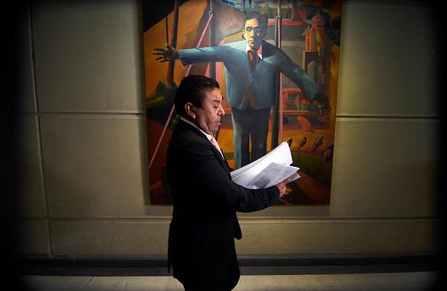 Cámara investiga la primera denuncia de acoso sexual contra el diputado Pedro Velásquez