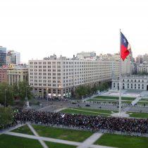 Marcha Fridays for Future en Santiago convocó a 15 mil personas