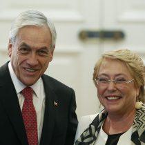Piñera defiende a Bachelet sobre vínculos con OAS: