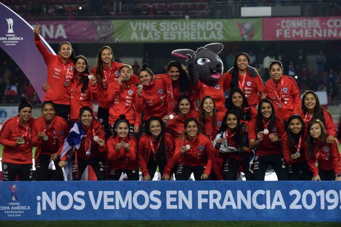 Históricas: La Roja femenina alcanza su mejor puesto en el ránking FIFA