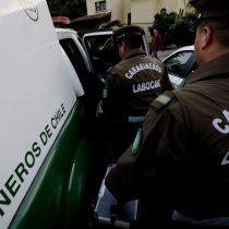 Contraloría detecta que Carabineros no ha devuelto al Fisco más de $1.600 millones
