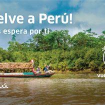 Perú lanza campaña para potenciar visitas de chilenos y latinoamericanos