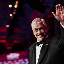 Capitán Piñera: el tejado de vidrio del