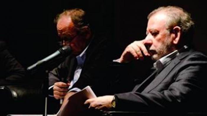 Velada poética con Óscar Hahn en Heidelberg Center para América Latina