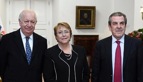 Frei, Lagos y Bachelet: expresidentes emporcados