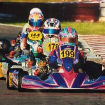 La piloto de 15 años que representará a Chile en mundial junior de karting en Italia