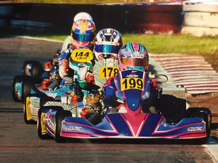 Karting profesional: por primera vez en Chile existirá categoría exclusiva para mujeres