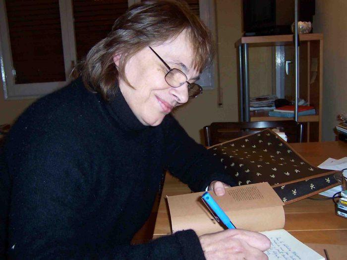 La uruguaya Cristina Peri Rossi es la ganadora del Premio Iberoamericano José Donoso 2019