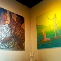 Cu3rpos: la expo de mujeres dentro y fuera del lienzo que aterrizó en Casa Capellán