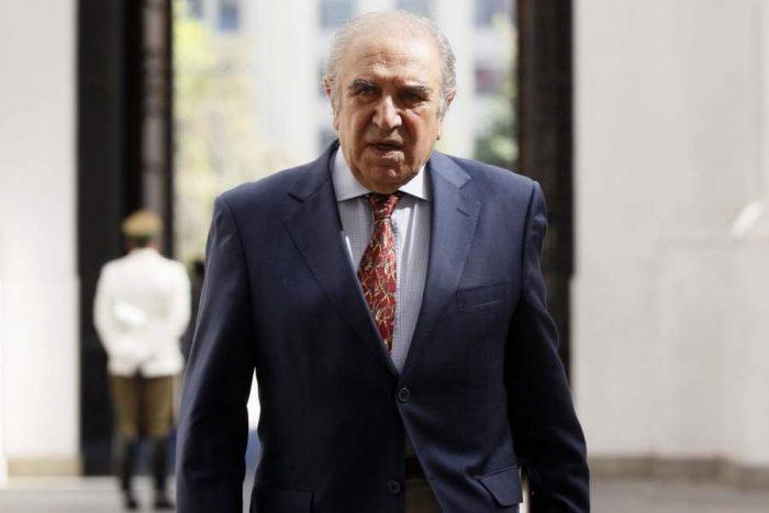 El impasse entre el presidente del PRI que incomodó a su par de Evopoli