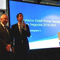 Ministro de Energía valora plan de inversiones medioambientales y compromiso de los trabajadores de ENAP