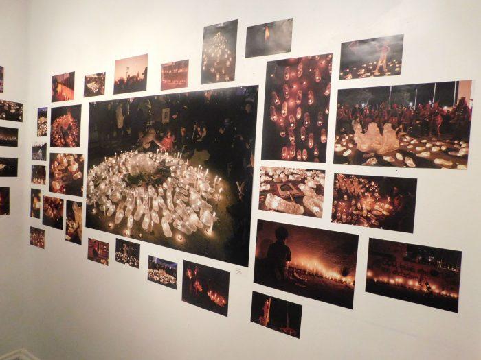 """Exposición """"Luz y memoria"""" en UMCE"""