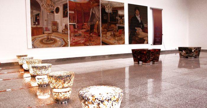 """Conversatorio """"Arte Contemporáneo: Coleccionismo, Galerismo, Mercado, Institucionalidad"""" en Sala Vitacura"""
