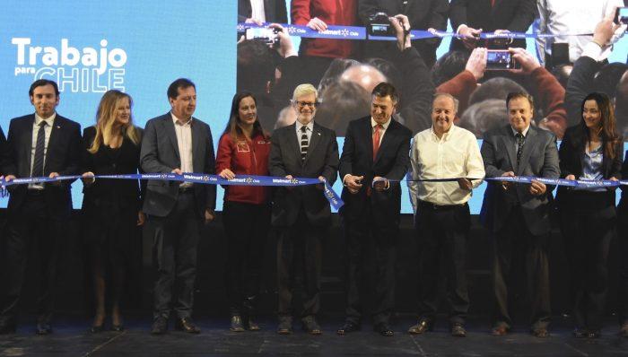 Inauguran primer Centro de Distribución omnicanal en Chile