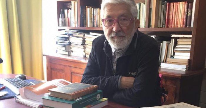 Lanzamiento de Diccionarios de temas medioambientales del geógrafo Jorge Cuche en Centex, Valparaíso