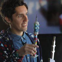 """""""Bloquentel"""", la propuesta ganadora que hará de la Torre Entel un colorido juego de bloques"""