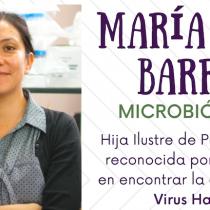 Ciclo Mujeres fantásticas con científica María José Barría en Biblioteca Regional de Los Lagos, Puerto Montt