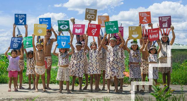 Aportando a la causa de los ODS a través del voluntariado