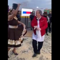 ¿Mejor que Lagos Weber?: el improvisado pie de cueca del ministro Nicolás Monckeberg
