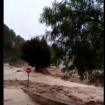 Tormentas en el sureste de España mantienen al país en alerta roja