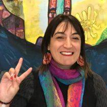 """Katiuska Rojas, presidenta del colegio de Matronas y Matrones de la RM: """"Nos formaron desde lo heteronormado"""""""