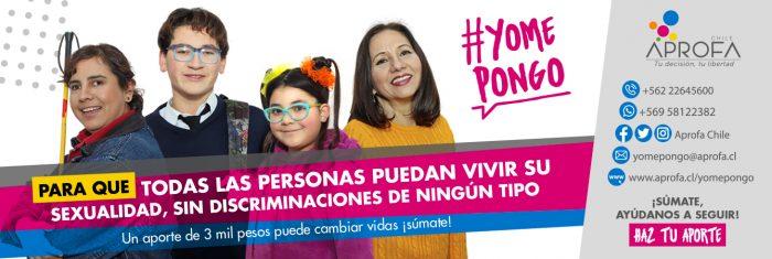 #Yomepongo, la campaña por los derechos sexuales y reproductivos de Aprofa