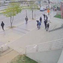 Equipos de TVN y Chilevisión son agredidos afuera del Tribunal de Garantía de Viña del Mar