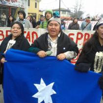 """Werken Ana Llao: """"No más mujeres mapuche haciendo sopaipillas y perdiéndose la discusión"""""""