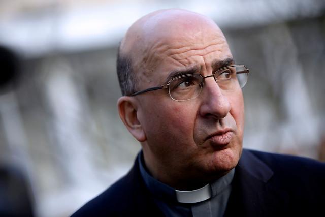 Arzobispo Chomalí por delitos de Renato Poblete: