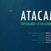 """Función gratuita documental """"Atacamex"""" en sede UDEC, Santiago"""