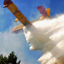 Tres son arrendados: Gobierno envía 5 aviones a Brasil para combatir el incendio en la Amazonía