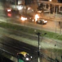 Jornada de protesta nacional: manifestantes cortaron el tránsito en varios puntos de Santiago