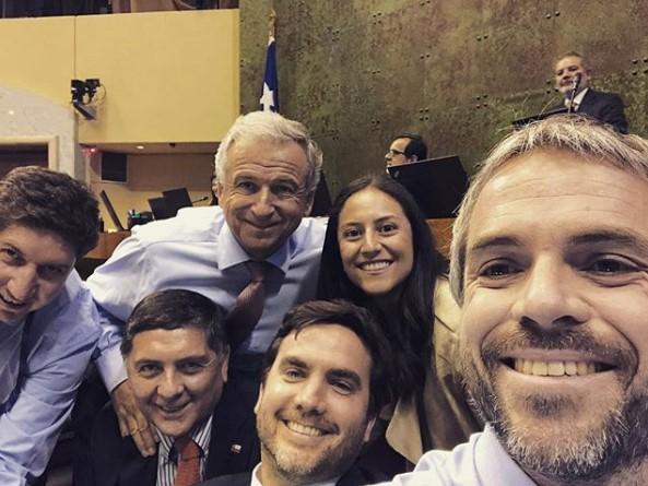 Los ministros