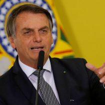 Bolsonaro desata otro tipo de incendio