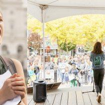 Marca outdoor se suma a protesta global contra la crisis climática