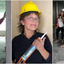 """""""Mujeres Deconstruyendo"""": no más estereotipos de género en la construcción"""