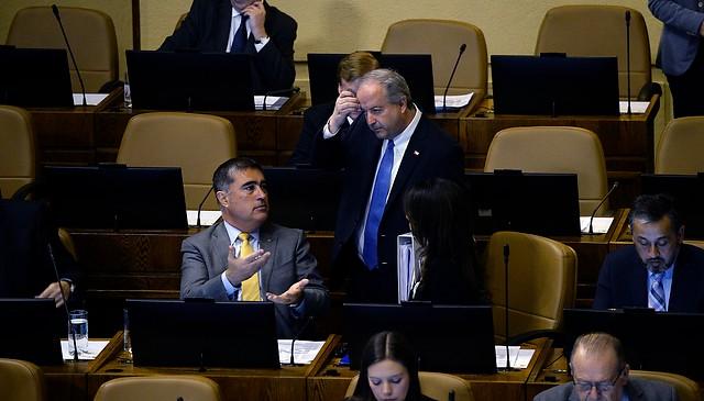El difícil panorama legislativo de Monckeberg: ministro no consigue alinear a diputados del oficialismo frente al proyecto de 40 horas