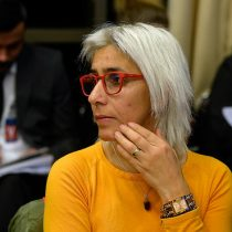 Erika Olivera recibió ola de críticas por comentario sobre detenidos desaparecidos