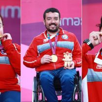 La participación histórica en los Juegos Parapanamericanos de Lima 2019 logró 34 medallas