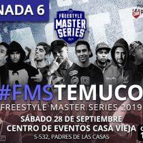 Freestyle Master Series en Centro de Eventos Casa Vieja de Temuco