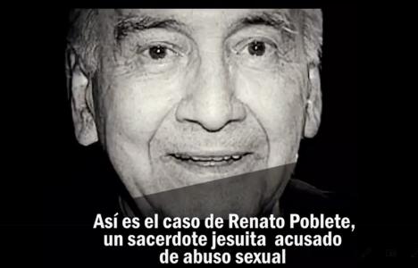 Laboratorio Mosaico: El caso de Renato Poblete, sacerdote jesuita acusado de abuso sexual