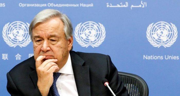 Secretario General de la ONU dice que Latinoamérica necesita fuerte inyección económica de parte de países más ricos del mundo por coronavirus