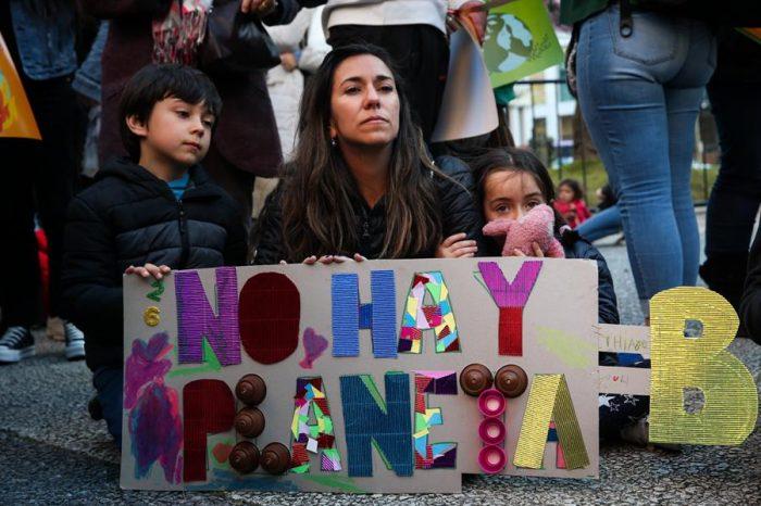 Los niños, las mujeres y los indígenas: los salvadores de la humanidad ante la catástrofe climática