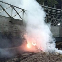 Tercer ataque en una semana: Animalistas provocan incendio en medialuna de La Ligua